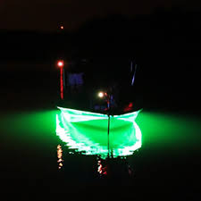 Navigate Your Boat at Night with LED Boat Lights Lighting EVER