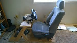 Can We Start A Compilation Of DIY Racing Rigs? With Examples ... Custom Gaming Chair Mod Building A Diy Flightdriving Sim Pit On Budget Vrspies 8 Ways To Stop Your From Rolling Rig 8020 Alinum No Cutting Involved Simracing Brilliant Diy Desk Pc Modern Design Models Homemade Big Tv Pc Gaming Chair Youtube How Build Pcps3xbox Racing Wheel Setup In Nohallerton North Chairs Light Brown Fniture Jummico X Rocker Mission A Year Of Pc With Standing Desk Gamer F1 Seat