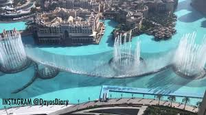 100 Hotel In Dubai On Water Fountain Show From Armani Room Live Music