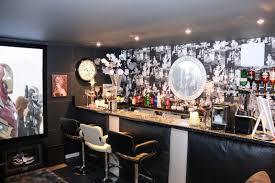 100 Double Garage Conversion Cinema Bar Rayleigh Hi Fi Sound Vision