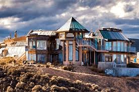 Would You Live in These New Mexico Homes Made From Trash