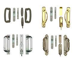 Andersen 200 Series Patio Door Lock by Andersen Perma Shield Gliding Patio Door Replacement Parts
