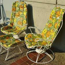 Vintage Homecrest Patio Table by Tbt We Love This Photo Of Vintage Homecrest Chairs With