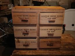 caisse a vin en bois meuble et caisses de vin un rêve deux gosses