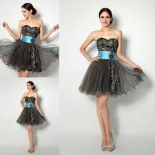 cheap in stock short homecoming dresses under 50 real photos