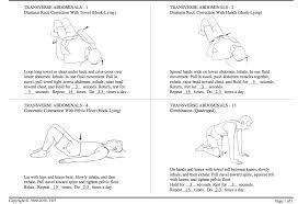 High Tone Pelvic Floor Dysfunction Exercises by Pelvic Floor Dysfunction Physical Therapy Exercises Carpet