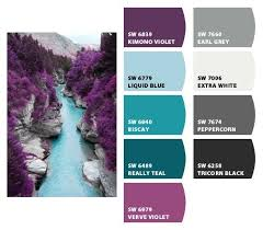 Purple Grey And Turquoise Living Room by Best 25 Teal Color Schemes Ideas On Pinterest Teal Kitchen