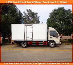 100 Freezer Truck Vegetable Meat Transportation Mobile Cooling Van Mini