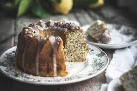 glutenfreier zitronen mohn kuchen