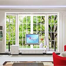 fototapete 3d green tree fototapete wohnzimmer esszimmer