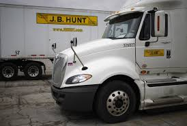 100 Largest Trucking Companies Shortage Of Drivers May Weigh On Earnings Of WSJ