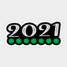 Items Where Year Is 2021 New Year 2021