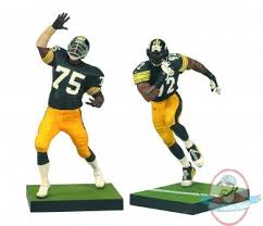 Pittsburgh Steelers Iron Curtain Defense by Mcfarlane