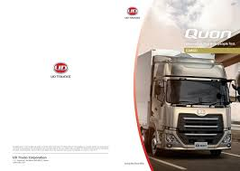 New Quon Cargo Brochure (English) By UD Trucks Corporation - Issuu Ud Flyer From Email Allquip Water Trucks Ud 2300lp Cars For Sale 2000nissanud80volumebodywwwapprovedautocoza Approved Auto Automartlk Registered Used Nissan Lorry At Colombo Lovely Cd48 Powder Truck Sale Japan Enthill 3300 Truckbankcom Japanese 51 Trucks Condor Bdgmk36c 1997 Udnissan Ud1800 Axle Assembly For Sale 358467 Box Cars Contact Us Vcv Newcastle Bus