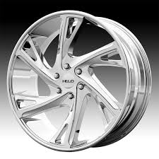 100 Helo Truck Wheels HE903 Chrome Custom Rims Custom Rims