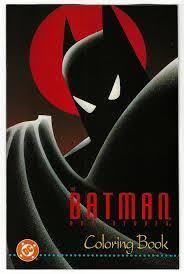 Batman Adventures Coloring Book 1993