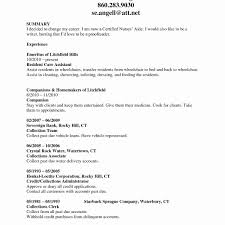 50 Beautiful Cna Resume Cover Letter Goaltendersinfo