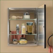 Brushed Nickel Medicine Cabinet With Mirror by Brushed Nickel Medicine Cabinet With Mirror Home Design Ideas