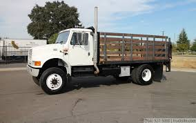 2001 International 4800 4x4 14' Flatbed Truck For Sale By ... Chevrolet Flatbed Trucks In Kansas For Sale Used On Used 2011 Intertional 4400 Flatbed Truck For Sale In New New 2017 Ram 3500 Crew Cab In Braunfels Tx Bradford Built Work Bed 2004 Freightliner Ms 6356 Norstar Sr Flat Bed Uk Ford F100 Custom Awesome Dodge For Texas 7th And Pattison Trucks F550 Super Duty Xlt With A Jerr Dan 19 Steel 6 Ton