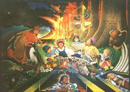 Denver International Airport Murals Youtube by Denver Airport Allows Camera Crew In Underground Facility