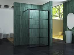 duschwand loft 10mm glas duschtrennwand duschabtrennung walk