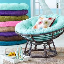 The Pier 1 Papasan -- Color Pad Shown Is Their