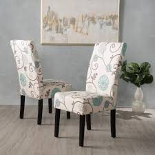 Percival White And Blue Floral Fabric Dining Chair, Set Of 2 Alaide Ochre Floral Ding Chair With Espresso Wood Our Shablis Rose Pads Latex Foam Fill Shabby Chic Hot Sale Modern Living Room Chairwood Chairfloral Curran Armchair Buy Fancy Airscheap Chairscomfortable Pier One Parsons Collection Blue With Yellow Upholstered Best Of Tufted Lydia Gold Antique Napoleon Iii Period Chairs Tapestry Hyha Letter Cover Spandex Elastic Anti Gredal Rollback Navy Fniture Accent Set Side Lounge Sectio Haycroft Fabric And Walnut Vintage French Art Nouveau Wrought Iron Of 4