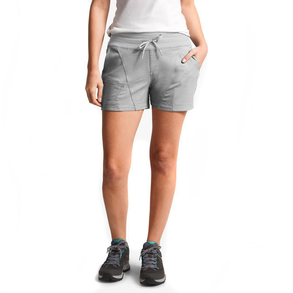 The North Face Women's Aphrodite 2.0 Shorts - TNF Medium Grey Heather