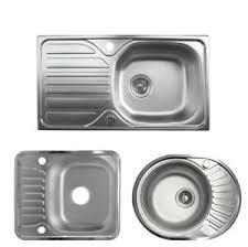 details zu edelstahlspüle küchenspüle einbauspüle spüle spülbecken küche neu