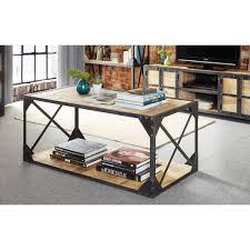 CDI Furniture Industrial Coffee Table CDITC1196 Modern