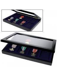 Quick View Military Medal Display Case
