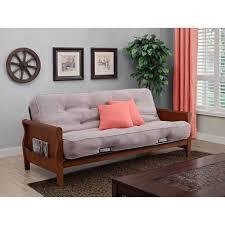 Delaney Sofa Sleeper Instructions by Dhp Delaney Split Back Futon Hayneedle