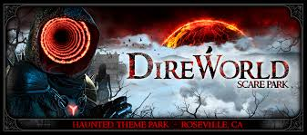Halloween Haunt Worlds Of Fun Jobs by Dire World Scare Park A Terrifingly Twisted Haunted Theme Park