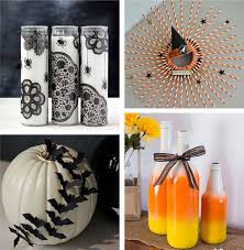 28 Homemade Halloween Decorations