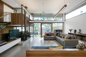 Trail House: Multi-Level Green Home In Melbourne's Suburb Savannah Ii Home Design Plan Ohio Multi Level Floor Homes For Sale Multilevel Goodness Modern With A Dash Of Mediterrean Dazzle Roanoke Reef Floating A In Seattle Best 25 Split Level Exterior Ideas On Pinterest Inoutdoor Garden House El Salvador Fabulous Multilevel Victorian Townhouse Renovation In Ldon Plans 85832 Trail Green Melbournes Suburb Courtyard By Deforest Architects Living Room
