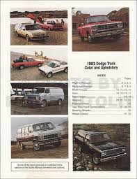 1983 Dodge Truck Color & Upholstery Dealer Album Original Best 2019 Dodge Truck Colors Overview And Price Car Review Ram 2017 Charger Dodge Truck Colors New 2018 Prices Cars Reviews Release Camp Wagon Original 1965 Vintage Color By Vintageadorama 1959 Dupont Sherman Williams Paint Chips 1960 Dart 1996 Black 3500 St Regular Cab Chassis Dump Ram 1500 Exterior Options Nissan Frontier Color Options 2015 Awesome Just Arrived Is Western Brown