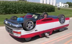 Mans Creates Pickup Truck That Drives Upside Down (video ... The 10 Commandments To Buying A Classic Car Wilsons Auto 3 Facts You Should Know About Workzone Large Truck Crashes 80 Of Poll Respondents Says Chevrolet Absolutely Offer New Gmc Sierra 1500 Sle Slt All Terrain Denali In Warminster Pa Cash For Junkers Clunkers Mr Lewis Towing Need A Tow Call Pro Used Semi Heres What Tundra Vs F150 Compare Toyota Ford Denver Co Pickup Be In Faradays Future Carscoops 2017 Colorado Apple Tinley Park Things That You Should Pay Attention When Want Buy Car Buy Or Heavy Trucks