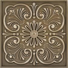 Accent Tiles For Kitchen Backsplash 12 X 12 Metal Crown Decorative Mural Tile