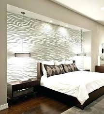 Wall Ideas For Bedroom Accent Walls Charming Interesting