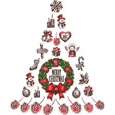 Stickers Sapin De Noel Immo Deco 42 Home Staging D Coration Int