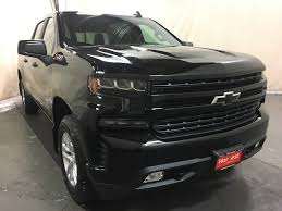 100 Trucks Plus Yakima New 2019 Chevrolet Silverado 1500 RST 4D Crew Cab In 136941