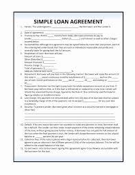 Job Letter Intent Example Elegant Example Loaneement