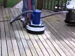 Varathane Floor Sander Machine by Overview Of How To Use The Onfloor Wood Sanding Machine Youtube