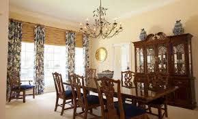 Colonial Dining Rooms British Style Room Furniture Living Decorating Animal Print Curtains Theme Bedroom