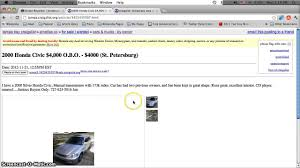 Craigslist Pinellas County Florida Used Cars - Low Priced For Sale ... Used Cars Craigslist Tampa Image 2018 Elegant Trucks For Sale By Owner In Florida 7th And Pattison 50 Best Ford F150 Svt Lightning Savings From 3369 Cfessions Of A Car Shopper Cbs Youtube By Cash Fl Sell Your Junk The Clunker Junker Csession Trailer For Bay Food Area South Free Craigslist Find 1986 Toyota Dolphin Motorhome From Hell Roof