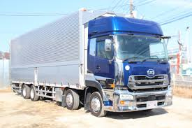 TRUCK-BANK.com - Japanese Used 11 Truck - UD TRUCKS QUON QPG-CG5ZA ...