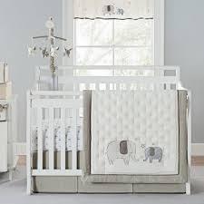 Harriet Bee Kenia Elephant Baby Walk Crib Bedding Set & Reviews