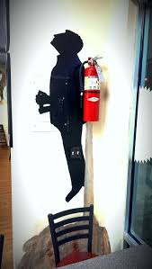 Larsens Fire Extinguisher Cabinets 2409 R7 by Cabinet Semi Recessed Fire Extinguisher Cabinet Amazing Semi