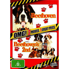 Beethoven Beethovens 2nd DVD BIG W