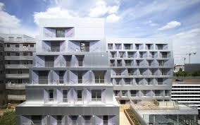 100 Jds Architects JDS Ziggurat Housing N4 FACADE Building